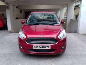 Used 2015 Ford Figo Aspire MT for sale at low price