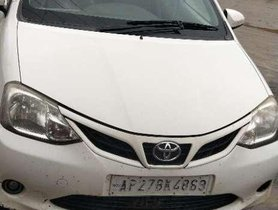 Used Toyota Etios Liva GD 2016 MT for sale
