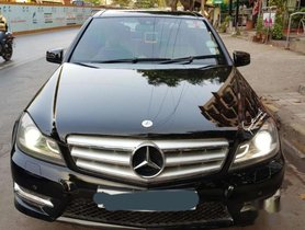 Mercedes Benz C-Class 2012 AT for sale