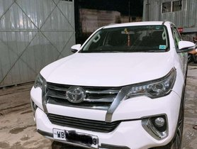 Used Toyota Fortuner AT for sale