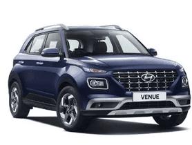 Hyundai Venue Crosses 50,000 Sales Milestone in 6 months