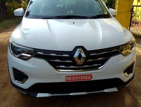 This Renault Triber Looks Cool With FULL Accessories That Worth Nearly Rs 50,000
