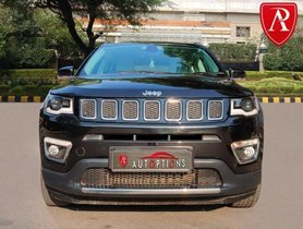 Jeep Compass 1.4 Limited Plus AT 2018 for sale