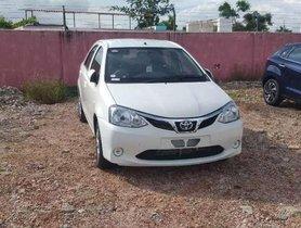 Used Toyota Etios MT car at low price