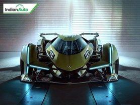 Lamborghini Unveils  V12 Vision Gran Turismo Concept