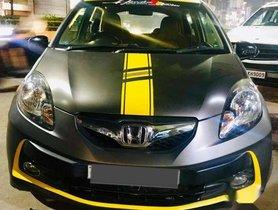 2013 Honda Brio MT for sale