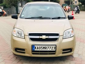 Used Chevrolet Aveo MT for sale