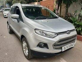 2014 Ford EcoSport Titanium Diesel MT for sale in New Delhi