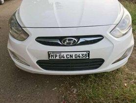 Used 2014 Hyundai Verna CRDI MT for sale