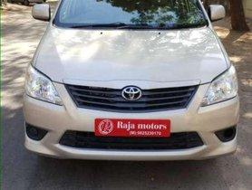 Used Toyota Innova 2.5 GX 8 STR BS-IV, 2013, Diesel MT for sale
