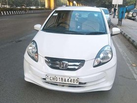 Used 2015 Honda Amaze MT for sale at low price
