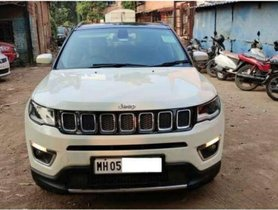 2017 Jeep Compass MT for sale at low price