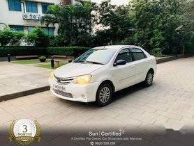 Toyota Etios G, 2011, Petrol AT for sale
