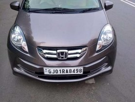 Used Honda Amaze 1.2 S Plus i-VTEC, 2013, Petrol MT for sale