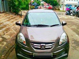 Honda Amaze 1.2 S i-VTEC, 2015, Petrol MT for sale