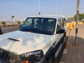 Used Mahindra Scorpio 2017 MT for sale