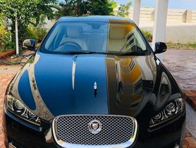 Used 2012 Jaguar XF MT for sale