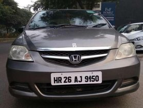 Used Honda City Zx CVT, 2007, CNG & Hybrids AT for sale
