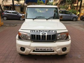 Used Mahindra Bolero SLE BS IV, 2015, Diesel MT for sale