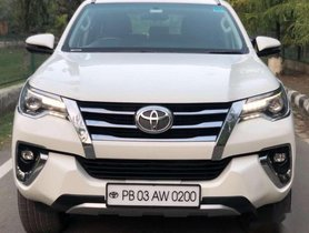 Used Toyota Fortuner 2.8 4X2 Automatic, 2018, Diesel AT for sale