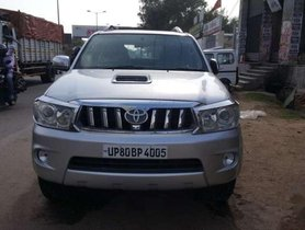 Used 2010 Toyota Fortuner MT for sale at low price