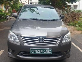 Used 2012 Toyota Innova MT 2004-2011 for sale