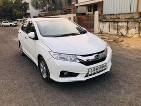 Honda City VX (O) Manual, 2016, Petrol MT for sale