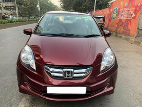 2015 Honda Amaze S Petrol MT for sale at low price