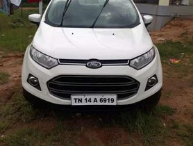 2014 Ford Fision MT for sale at low price