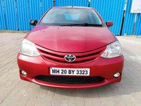 2011 Toyota Etios Liva G MT for sale
