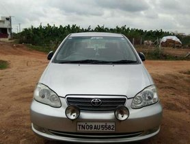 Toyota Corolla HE 1.8J, 2007, Petrol AT for sale