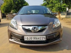 Honda Brio EX Manual, 2013, Petrol MT for sale