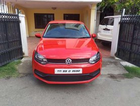 Volkswagen Polo Trendline Petrol, 2015, Petrol MT for sale