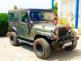 Used Mahindra e2o MT car at low price