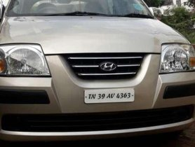 Used Hyundai Santro MT car at low price