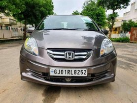 Honda Amaze 1.5 S i-DTEC, 2015, Diesel MT for sale
