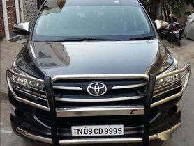 Toyota INNOVA CRYSTA 2.8 GX CRDi Automatic, 2016, Diesel AT for sale