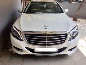 Mercedes Benz S Class AT 2015 for sale