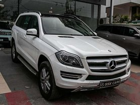 Used Mercedes Benz GL-Class AT car at low price
