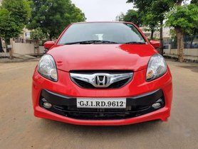 Honda Brio V Manual, 2013, Petrol MT for sale