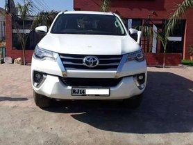 2018 Toyota Fortuner AT for sale