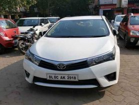 Toyota Corolla Altis D-4D J 2014 MT for sale