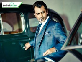 Take A Look At Nawazuddin Siddiqui's Car Collection