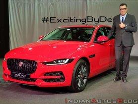 2020 Jaguar XE (Facelift) Launched At Rs 44.98 Lakh