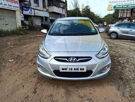 Used Hyundai Verna 1.6 CRDi SX MT car at low price