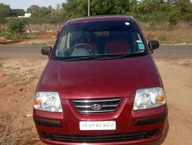 Hyundai Santro Xing GLS, 2008, Petrol MT for sale