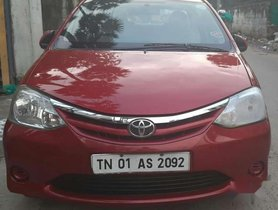 Used 2012 Toyota Etios G MT for sale