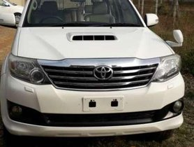 2015 Toyota Fortuner MT for sale at low price