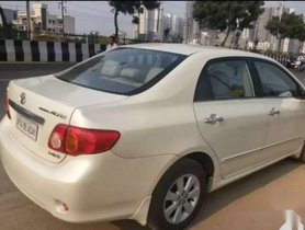 Used Toyota Corolla MT car at low price
