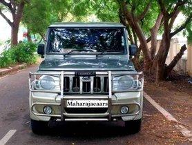 Mahindra Bolero SLX BS III, 2011, Diesel MT for sale